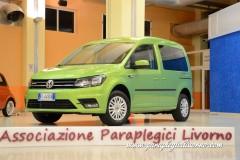 Paraplegici Livorno vw Caddy multiadattata_00002