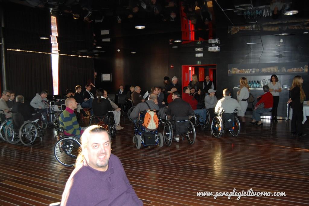 Paraplegici Livorno CONGRESSO 2010 PISA AUTONOMIA RITROVATA_00001