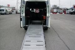Ford Transit disabili