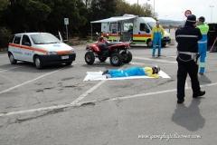 Paraplegici Livorno GIORNATA  DELLA MIELOLESIONE - 2009_00050